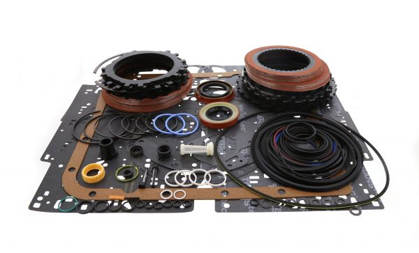 700R4 4L60 Transmission Rebuild Kit with High Energy Alto Clutches 1987-1993