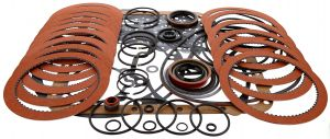 026901HP_LS - Ford C6 Transmission Alto Red Eagle Performance Less Steel Rebuild Kit 1967-76
