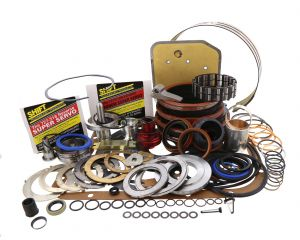 028907BHP_DLX_L2 (K029) - Dodge A618 A518 46RE 47RE Gas Transmission Alto Sonnax Superior High Performance Red Eagle Deluxe Level 2 Rebuild Kit 1990-E97