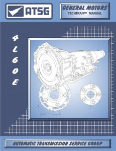 74400E -ATSG 4L60E 4L60-E chevy Transmission Rebuild Overhaul Instruction Tech Manual