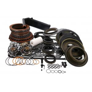 R136008AS1 - Ford 5R110W Torque Shift Transmission Rebuild Deluxe Kit 2003-2004 W/Pistons