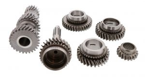 GK-M22 Muncie M22 4 Speed Rock Crusher Gear Kit - Input Cluster 1st 2nd 3rd Idler Gear